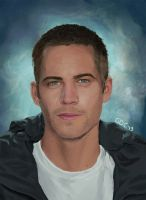 Paul Walker by Giando1611990