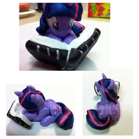 Twilight Sparkle Sculpture by luga12345