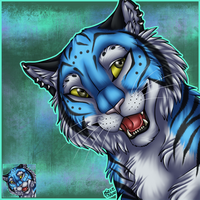 Switchback - Icon Commission by kcravenyote