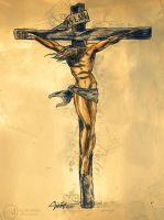 Jesus Christ by pedrum