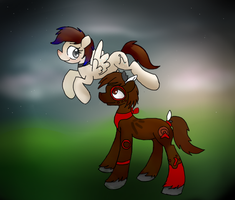 Meant to Be by Moonshade98