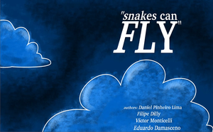 Animation - Snakes Can Fly by Filsd