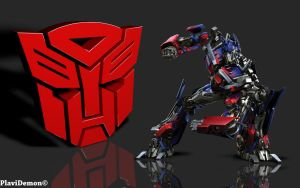 Optimus Prime Transformers (Autobot) by PlaviDemon