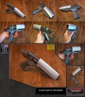 Captain's Phaser Mk.2A (Stumpy) by TFP by galaxy1701d