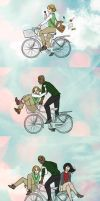 Bicycle by someoneudontknow5