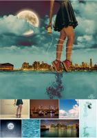 photomontage by berbeche