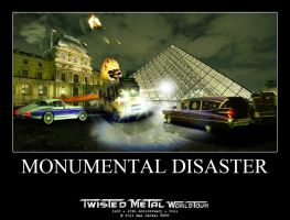 Twisted Metal 2 Paris by MadJackalBHFR