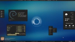 My new Openbox Theme by leodelacruz