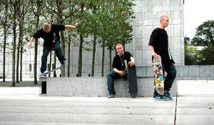 Morten and his homies by mortenwesth