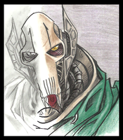 General Grievous 14 by PurpleRAGE9205