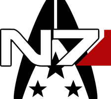 Alliance N7 Special Forces Insignia by viperaviator