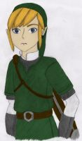 Link, Hero of Time by APerfectDarkness