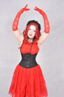 STOCK - Gothic Doll by Apsara-Art