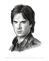 DAMON SALVATORE by S-von-P