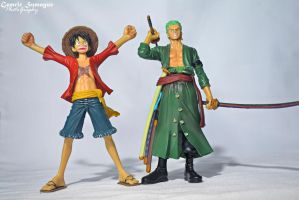 The Captain and The Swordsman by iamgemphotography