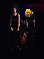 SasuSaku Vampire Series: the Hunting by Zakuuya