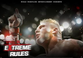 Extreme Rules 2012 by Photopops