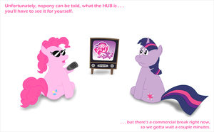 MLP - What is the HUB? by UltraTheHedgetoaster