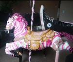 Carousel Horse Lamp - Charger by Dreamkeepers