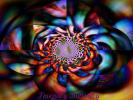 Psychedelic Burst by FriendlyButterfly