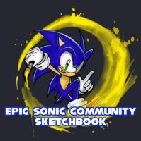 SOS epic sketchbook logo by SHADOWPRIME