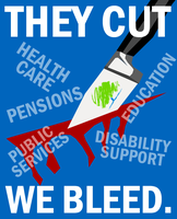 Tory Cuts by Party9999999