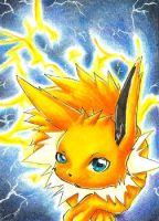 Kakao 280 Jolteon by oOJikaOo