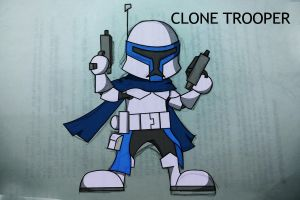 Clone Trooper by kelvin-oh89