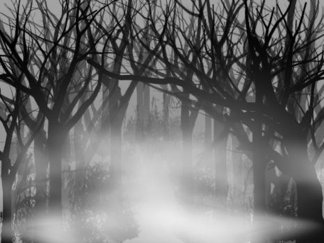 The Dark Forest by twisly