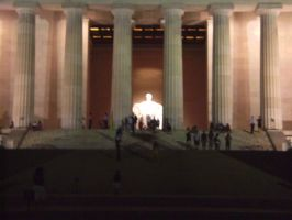 Lincoln Memorial by tinker4939