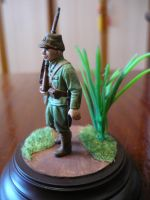 WW2 Japanese Soldier by LacheV