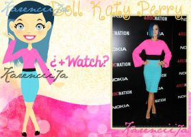 Doll Katy Perry by Karencii7a