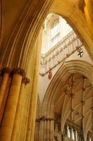 York Minster interior 1 by wildplaces