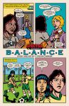 Lady Spectra and Sparky: Balance pg 01 by JKCarrier