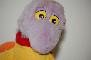 Figment Close-Up 1 by underitall