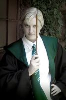 Don't mess with a Malfoy by deeed