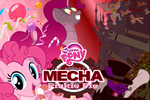 Ballad of Mecha Pinkie Pie 00 by FlamingoRich