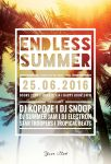 Endless Summer Flyer by styleWish