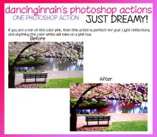 Just Dream Photoshop Action by dancinginrain