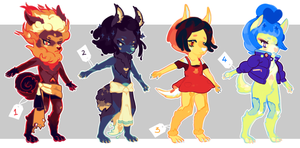 adopts | batch 3 (one left!) by catne