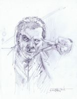 Vincent Vega in the house... by Fusciart
