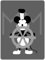 Steamboat Willie by Citron--Vert