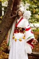Amaterasu again by chilmarkgryphon