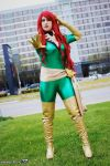 Phoenix cosplay #2 by Phantom-Lady