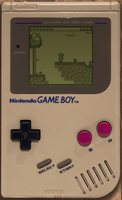 Gameboy with Terraria by jimmarn