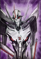 Starscream by RallyRockKaos