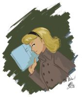 Nancy Drew-Alice Roy by Little-Endian