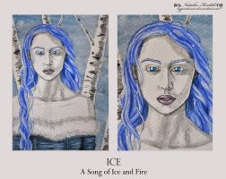 A Song of Ice and Fire - ICE by HypnoticRose