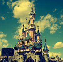 Castle in my fairytale by poison-cupcake
