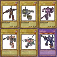 The Combaticons by Orana